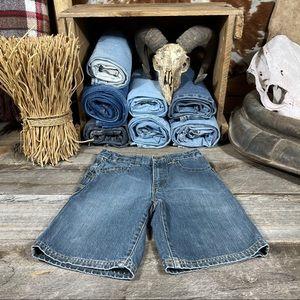 Timberland Kids Jean Shorts Size 5